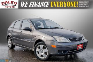 Used 2007 Ford Focus AS IS / DRIVES GREAT / LITTLE NEEDED FOR SAFETY for sale in Hamilton, ON