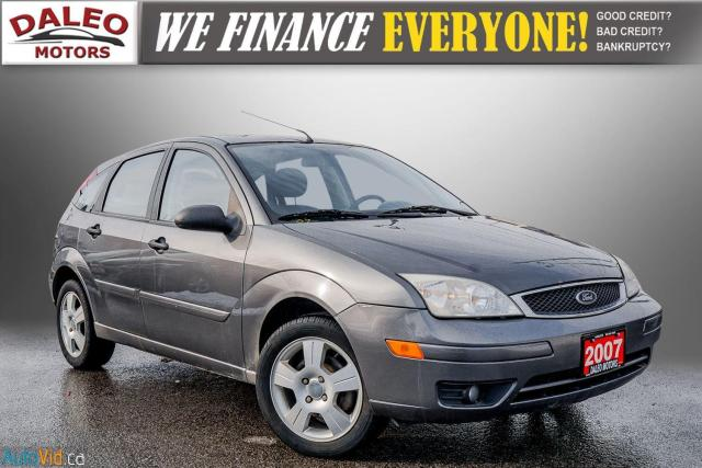 2007 Ford Focus VEHCILE SOLD AS IS $2300 OR CERTIFIED $2800