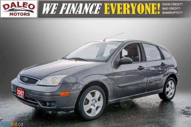 2007 Ford Focus VEHCILE SOLD AS IS $2300 OR CERTIFIED $2800 Photo4