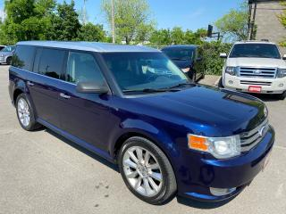 Used 2011 Ford Flex Limited ** AWD, PARK SENSOR, HTD LEATHER ** for sale in St Catharines, ON