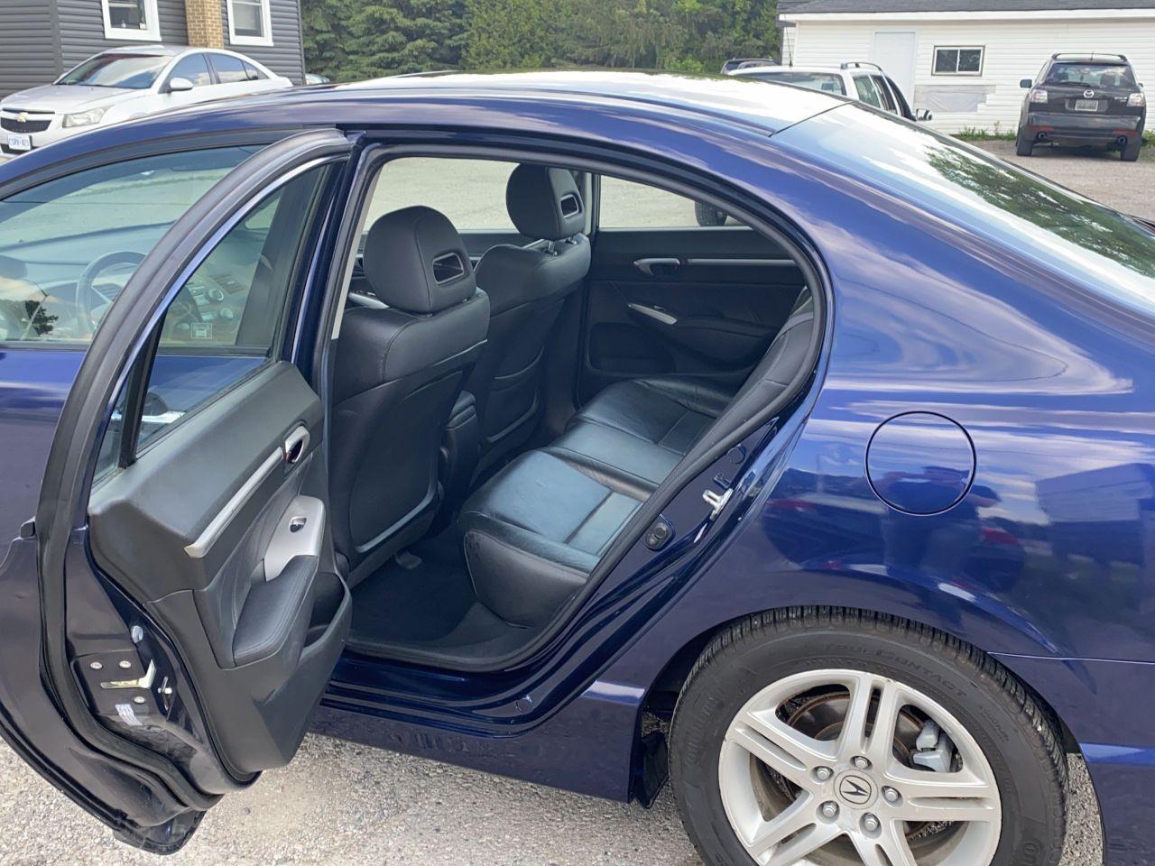 2006 Acura CSX