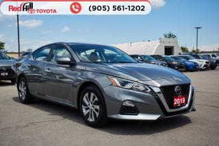 Used 2019 Nissan Altima 2.5 S for sale in Hamilton, ON