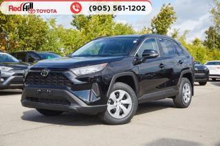 New 2021 Toyota RAV4 LE for sale in Hamilton, ON
