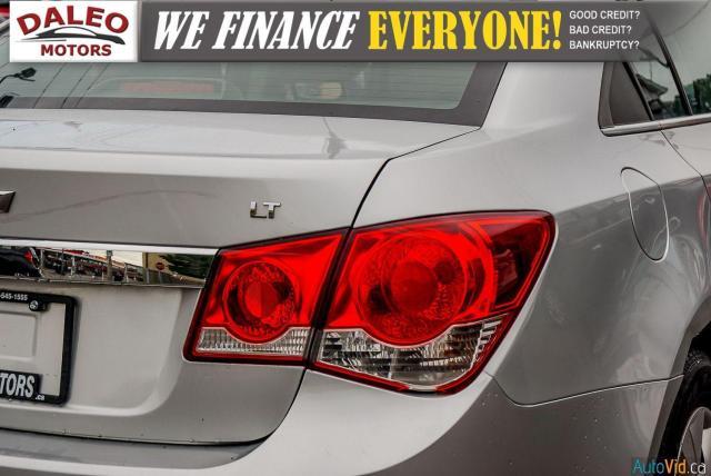2013 Chevrolet Cruze LT Turbo / KEYLESS ENTRY / Photo10