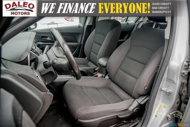 2013 Chevrolet Cruze LT Turbo / KEYLESS ENTRY / Photo11