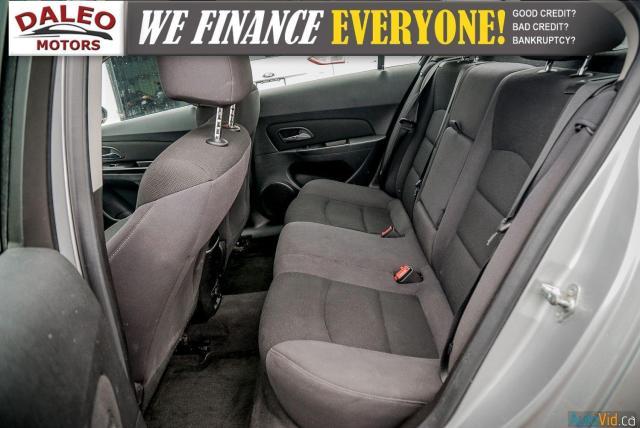 2013 Chevrolet Cruze LT Turbo / KEYLESS ENTRY / Photo12