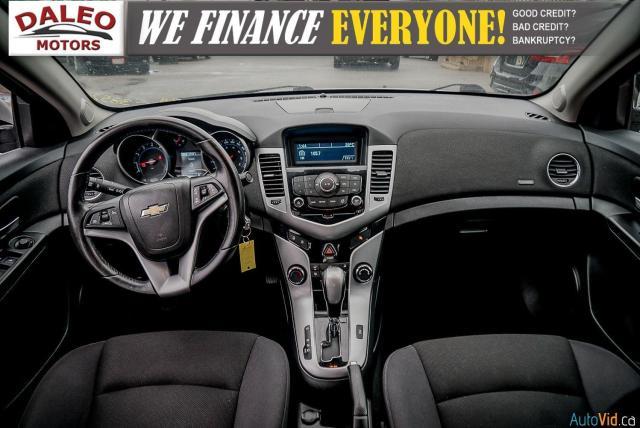 2013 Chevrolet Cruze LT Turbo / KEYLESS ENTRY / Photo13