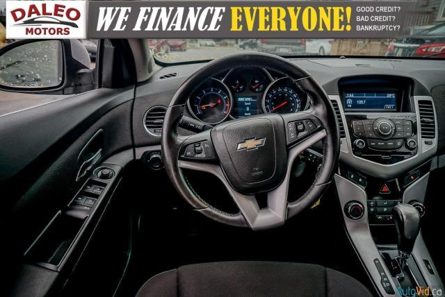 2013 Chevrolet Cruze LT Turbo / KEYLESS ENTRY / Photo14