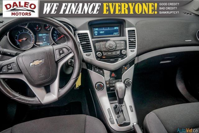 2013 Chevrolet Cruze LT Turbo / KEYLESS ENTRY / Photo15