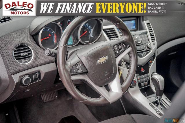 2013 Chevrolet Cruze LT Turbo / KEYLESS ENTRY / Photo16