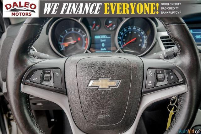 2013 Chevrolet Cruze LT Turbo / KEYLESS ENTRY / Photo19