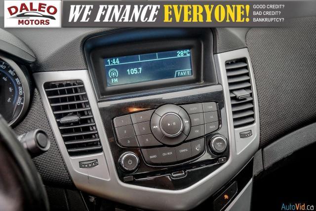 2013 Chevrolet Cruze LT Turbo / KEYLESS ENTRY / Photo20