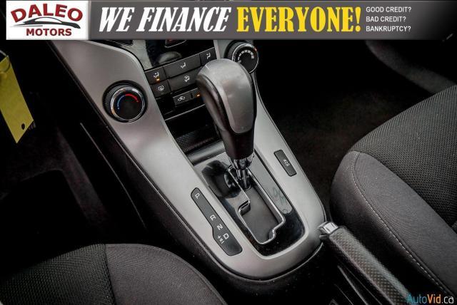 2013 Chevrolet Cruze LT Turbo / KEYLESS ENTRY / Photo21