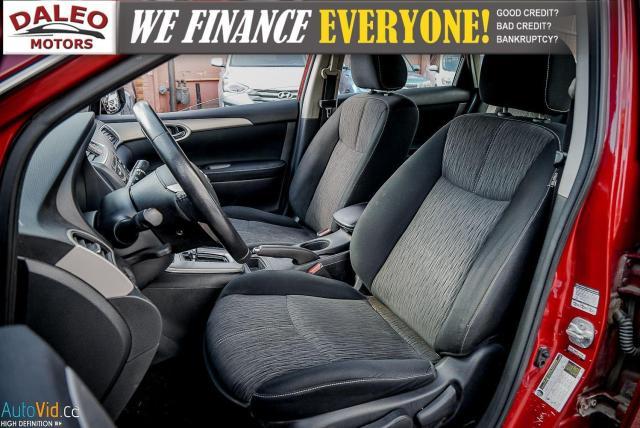 2014 Nissan Sentra KEYLESS ENTRY / PUSH START / BUCKET SEATS / Photo9