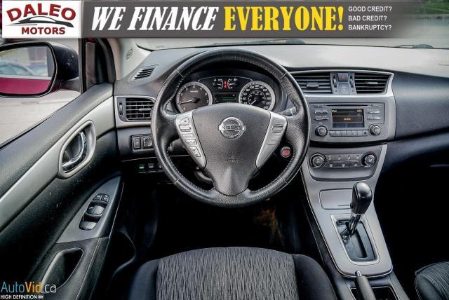 2014 Nissan Sentra KEYLESS ENTRY / PUSH START / BUCKET SEATS / Photo13