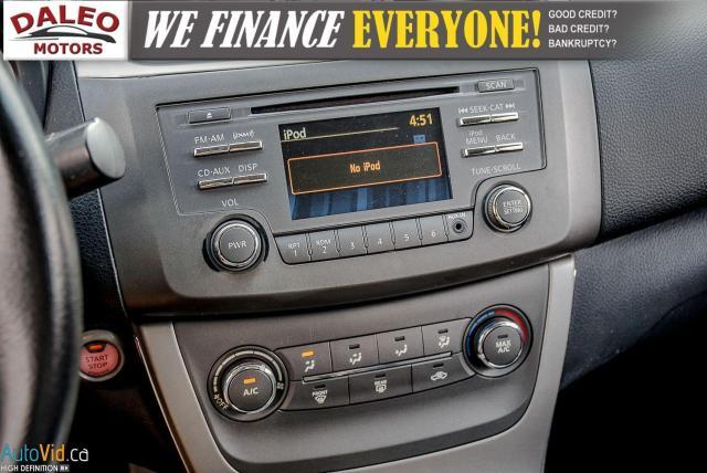 2014 Nissan Sentra KEYLESS ENTRY / PUSH START / BUCKET SEATS / Photo18