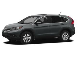 Used 2012 Honda CR-V LX for sale in Owen Sound, ON