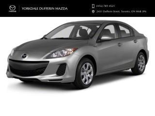 Used 2012 Mazda MAZDA3 GX at for sale in York, ON