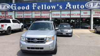 Used 2012 Ford Escape XLT MODEL, POWER SEAT, BLUETOOTH, ALLOY for sale in Toronto, ON