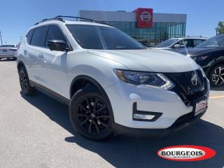 Used 2018 Nissan Rogue Midnight Edition *CPO* NAVIGATION, 360 CAMERA, MOONROOF for sale in Midland, ON