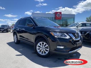 Used 2018 Nissan Rogue SV HEATED POWER SEATS, REVERSE CAMERA, BLUETOOTH for sale in Midland, ON