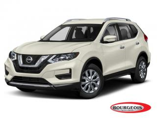 Used 2017 Nissan Rogue SL Platinum for sale in Midland, ON