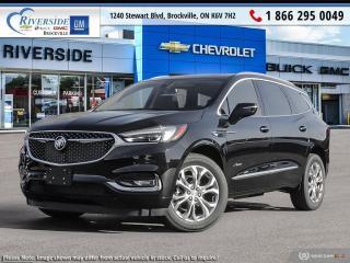 New 2021 Buick Enclave Avenir for sale in Brockville, ON