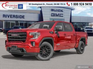 New 2021 GMC Sierra 1500 ELEVATION for sale in Prescott, ON