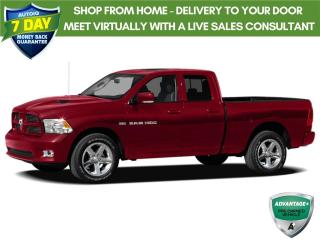 Used 2012 RAM 1500 ST VERY CLEAN QUAD CAB | LOW MILEAGE for sale in Innisfil, ON