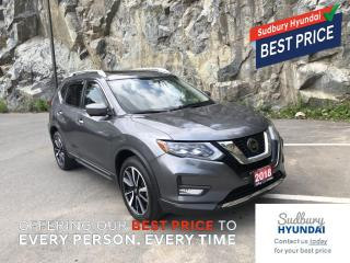 Used 2018 Nissan Rogue SL for sale in Sudbury, ON