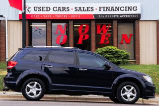 Used 2011 Dodge Journey R/T | A W D | 7 Seater | Navi | Leather | Sunroof for sale in Oshawa, ON
