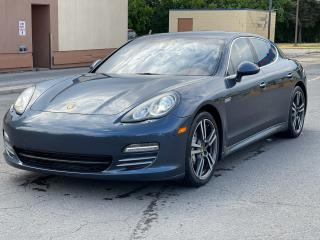 Used 2011 Porsche Panamera 4S AWD NAVIGATION /SUNROOF/CAMERA for sale in North York, ON
