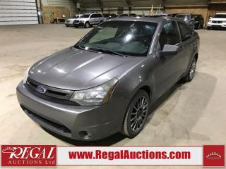Used 2010 Ford Focus SES 2D Coupe for sale in Calgary, AB