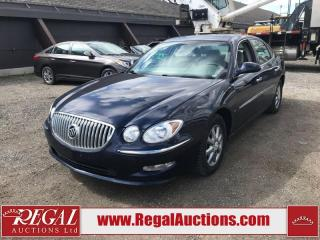 Used 2009 Buick Allure CX 4D Sedan for sale in Calgary, AB