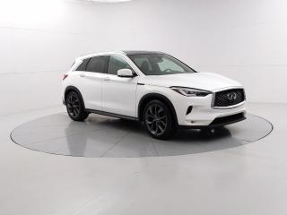 Used 2019 Infiniti QX50 Sensory Accident Free, Remote Start, Navigation, Intelligent Cruise Control for sale in Winnipeg, MB