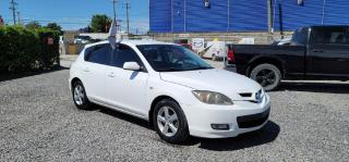 Used 2009 Mazda MAZDA3 Sport SPORT CLEAN GARANTIE 1 AN for sale in Pointe-aux-Trembles, QC