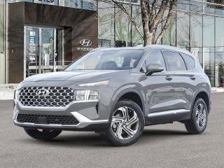 New 2021 Hyundai Santa Fe Preferred Trend for sale in Winnipeg, MB