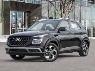 New 2021 Hyundai Venue Ultimate for sale in Winnipeg, MB