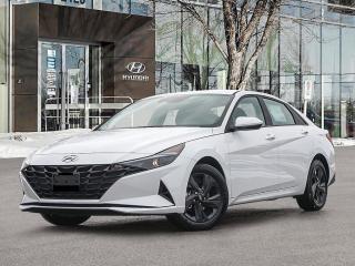 New 2021 Hyundai Elantra for sale in Winnipeg, MB