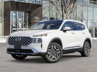 New 2021 Hyundai Santa Fe HYBRID Luxury for sale in Winnipeg, MB