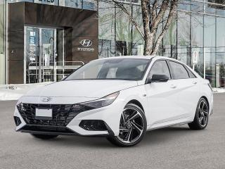 New 2021 Hyundai Elantra N LINE for sale in Winnipeg, MB