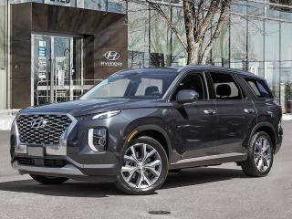 New 2021 Hyundai PALISADE Preferred for sale in Winnipeg, MB
