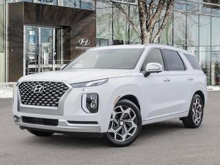 New 2021 Hyundai PALISADE Ultimate Calligraphy for sale in Winnipeg, MB