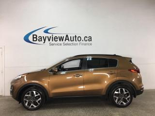 Used 2020 Kia Sportage EX - AWD! PANOROOF! FULL PWR GROUP! + MORE! for sale in Belleville, ON
