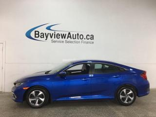 Used 2019 Honda Civic LX - ONLY 23,000KMS! AUTO! A/C! FULL PWR GROUP! SUPER CLEAN UNIT! for sale in Belleville, ON