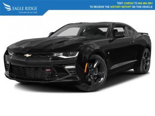 Used 2018 Chevrolet Camaro 1SS for sale in Coquitlam, BC