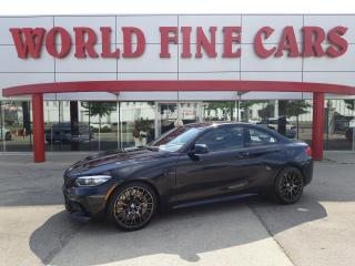 Used 2019 BMW M2 Competition | 400+ HP! | *6-Speed* | Local! for sale in Etobicoke, ON