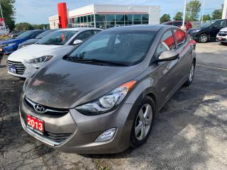 Used 2013 Hyundai Elantra for sale in Guelph, ON