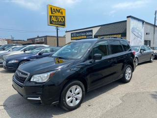Used 2018 Subaru Forester 2.5i Convenience ONE OWNER VEHICLE, NO ACCIDENTS, CONVENIENCE PKG! for sale in Etobicoke, ON