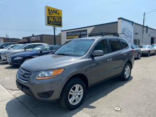 Used 2010 Hyundai Santa Fe GL 2.4 NO ACCIDENTS, 6 SPD MANUAL, WELL MAINTAINED for sale in Etobicoke, ON